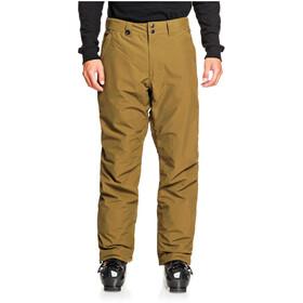 Quiksilver Estate Snowboard Pants Men military olive